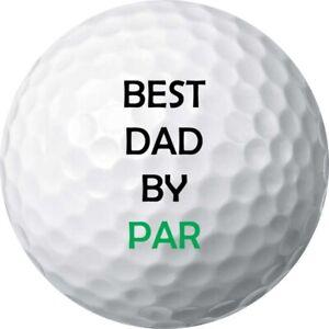 NEW A Novelty Gift (PAR) - Callaway 2021 Warbird Logo Golf Balls