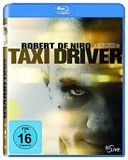 TAXI DRIVER (Robert De Niro, Jodie Foster) Blu-ray Disc NEU+OVP