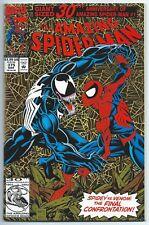 AMAZING SPIDER-MAN #375 Mar 1993 NM+ 9.6 MARVEL Comics VENOM 1st App ANNE WEYING