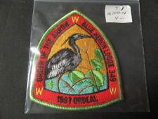 Blue Heron 349 1997 Ordeal  eX1997-4 Patch   mc19