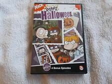 Rugrats Halloween DVD.  Nickelodeon,  in like new condition