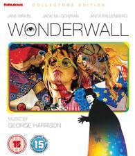 Wonderwall Blu-Ray (2014) Jack MacGowran, Massot (DIR) cert 15 ***NEW***