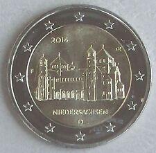 2 Euro Deutschland F 2014 Niedersachsen / Michaeliskirche unz