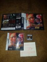 Nintendo DS Game Nobunaga no Yabou JPN Japanese Import Language RARE koei