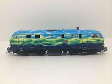 maklin ho locomotive diesel DB BR 218 réf. 39218 digitale et sonore