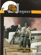 Jaguar Models 1/35 Wounded US Bazooka Team, Normandy 1944 (2 Resin Figs) - 63108
