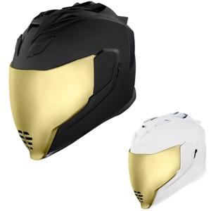2021 Icon Airflite Peacekeeper Street Motorcycle Helmet - Pick Size & Color