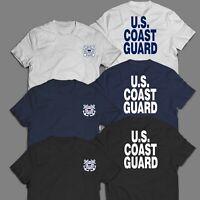New United States Coast Guard USCG Military S-3XL T-Shirt Tee