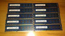 RAM DDR3 4GB 2Rx8 PC3-12800U-SKhynix-HMT351U6EFR8C-PB N0 AA