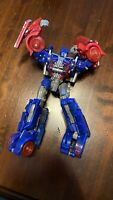 RARE TRANSFORMERS TRANSFORMER OPTIMUS PRIME TOY ACTION ROBOT FIGURE AS PICS