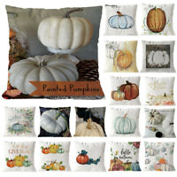 28Color Halloween Pillows Cover Pillow Case Sofa Waist Throw Cushion Cover