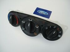 FORD FOCUS MK1 COMPLETE HEATER CONTROLS WITH FAN SWITCH 1998 TO 2004