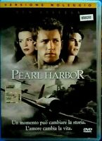 PEARL HARBOR  (2001) un film di Michael Bay - DVD EX NOLEGGIO - OLOGRAMMA TONDO