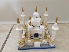 Lego Custom Taj Mahal Tajimahal India Miniature Scale Display Architecture Legos