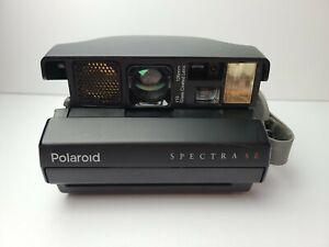 Polaroid Spectra System SE Instant Film Camera Untested