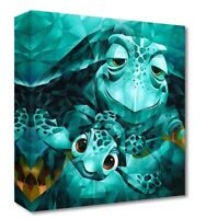 Disney Fine Art Treasures On Canvas Collection Serious Thrill Issues, Dude-Nemo