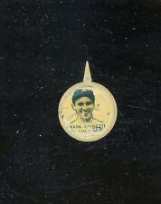 "1938 Our National Game Pin  Frank Crosetti  Yankees  ""good""   LOOK !!"