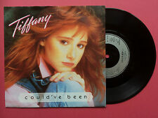 Tiffany - COULD 've Been / the Heart of Love, MCA tiff-2 ex-condition