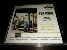 Conjunto Jarocho Medellin De Lino Chavez Veracruz CD New Nuevo Sealed