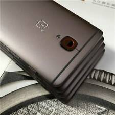 """OEM ONEPLUS 3T 1+3T A3010 5.5"""" BATTERY DOOR COVER BACK HOUSING+SIM TRAY GUNMETAL"""