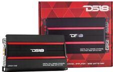Ds18 Candy-X4B 1600 Watt 4 Channel Amplifier Car Stereo Audio Compact Mini Amp