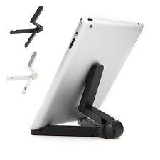Stand Holder Foldable Desk Table Bracket Mount for Phone Tablet Universal Black