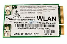 Dell Laptop Notebook Wireless Wlan Wifi Card 0PC193