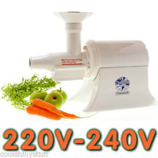 Champion 2000+ Commercial Juicer MAR-220 220V▪230V▪240V International G5-PG710