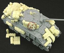 Legend 1/35 British Sherman Firefly Tank Stowage and Accessories Set WWII LF1144
