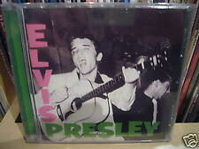 Elvis PRESLEY first album GOLD-CD audiophile RCA / RARE