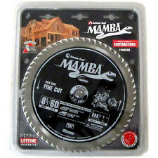 8-1/2 x 5/8 Inch 60T Black Mamba Atbft Blade