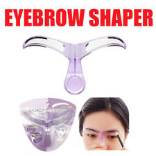 Eyebrow Shaper Template Pro Stencil Fast Easy Shaping Brow Grooming Makeup Tool