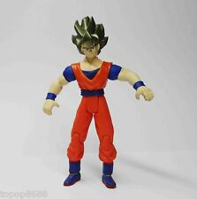 """IRWIN Dragonball Z DBZ GOKU action figure 5"""" OLD LOST A LITTLE COLOR"""