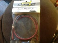 Deans Flex 12-Gauge Wire Red / Black ( 2 ft Each ) For Tamiya Clodbuster Copper