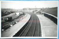PHOTO  STONE RAILWAY STATION