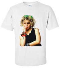 SHIRT MADONNA YOUNG BORDERLINE T-Shirt SMALL,MEDIUM,LARGE,XL