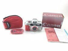 CANON SURE SHOT WP-1 Waterproof 35MM Point & Shoot Camera Box Manual Case Nice!!
