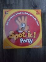 Spot It! Party - Family Board Game - Brand New - Free Shipping