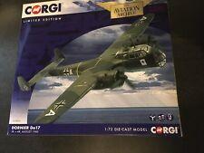 1/72 Corgi AA38806-Dornier Do17 5K + AR, agosto de 1940