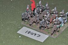20mm roman era / sarmatian - cavalry 8 cavalry - cav (18097)