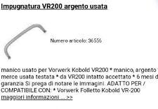 Impugnatura folletto vorverk Vr200