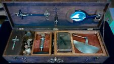 Vampire Killing Hunter hunting Slayer kit Antique Oddity ,Gothic, Macabre, BEST!