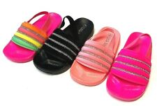 Baby Girl Outdoor Soft Sole Summer Shoes Sandal Casual Slipper Rhinestone