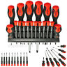 Mechanics Screwdriver Tool Kit Set Precision Phillips Torx Pozi Slotted x 18 Pc