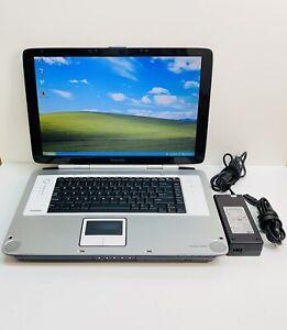 "Vintage Toshiba Satellite P25-S5263 17"" Laptop (Tested & Works)"