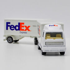 1:87 FedEx Truck Diecast Car Model Toy 18CM Length