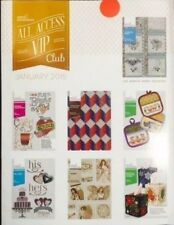 ALL ACCESS JANUARY 2015 Anita Goodesign Embroidery Designs Book and Cd