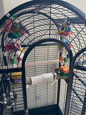 Adventure Bound Jumble Stack Swing Large Parrot Toy - 3512