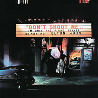 Elton John - Don't Shoot Me I'm Only The Piano Player [New Vinyl LP] 180 Gram