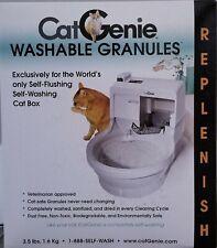 CatGenie Washable Granules Box 3.5 lbs